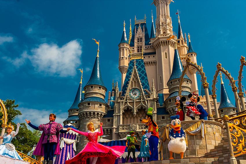 Orlando Webcams - Disney World Webcams