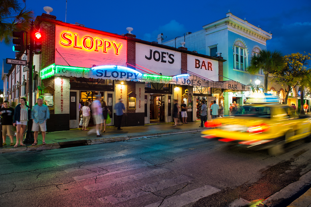 Key West Florida: Duval Street